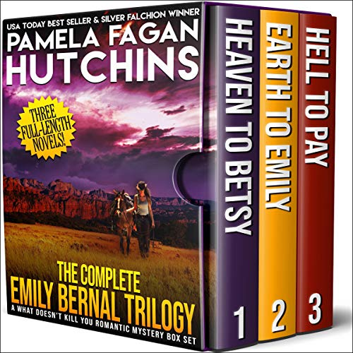 The Complete Emily Bernal Trilogy Audiobook By Pamela Fagan Hutchins cover art