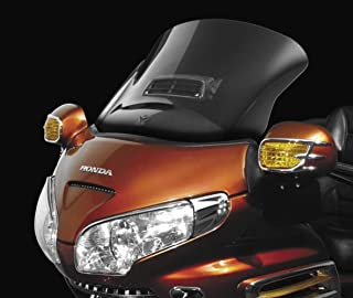 National Cycle VStream Clear Windscreen Windshield Replacement with Vent Opening for Honda GL1800