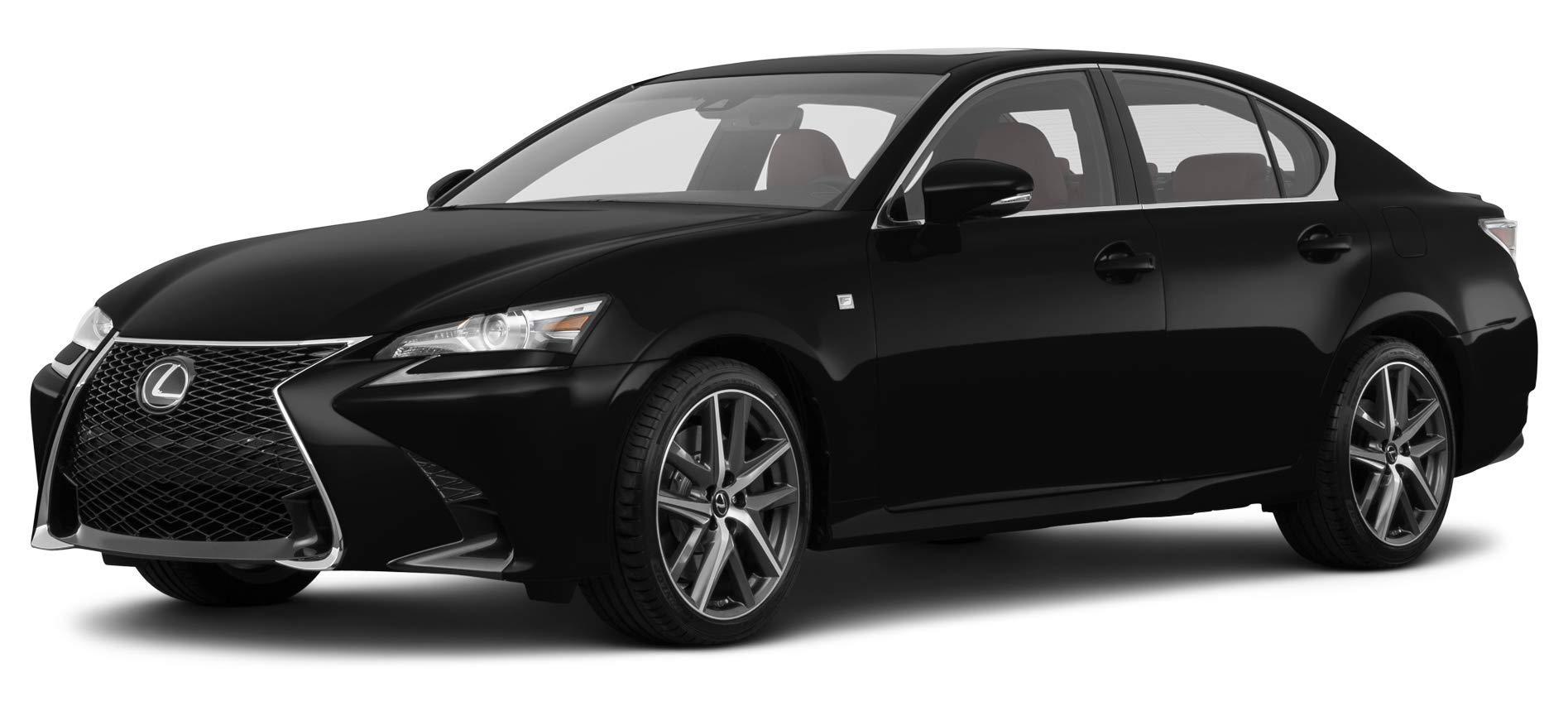 ... 2017 Lexus GS200t GS Turbo, Rear Wheel Drive
