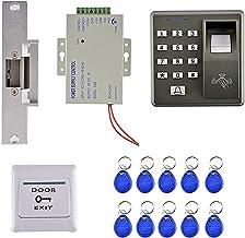 Blesiya Vingerafdruk Home Security Entrance Guard Door Access Control System Kit met 10 Keyfobs