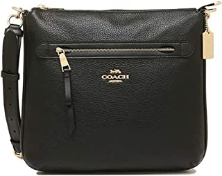 Mae Crossbody Pebble Leather Bag