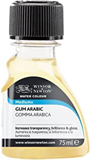 Winsor and Newton 75-Milliliter Watercolor Gum Arabic