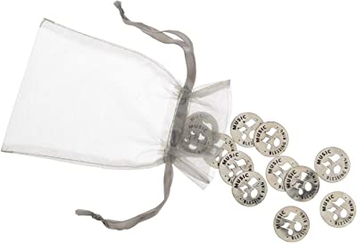 Blessing Ring for Music Lovers Bag of 50 Pocket Tokens Handcrafted from Pewter Made in USA