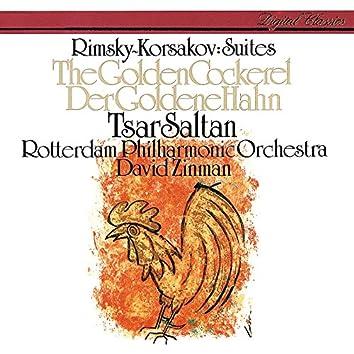 Rimsky-Korsakov: The Tale Of Tsar Saltan Suite; The Golden Cockerel Suite
