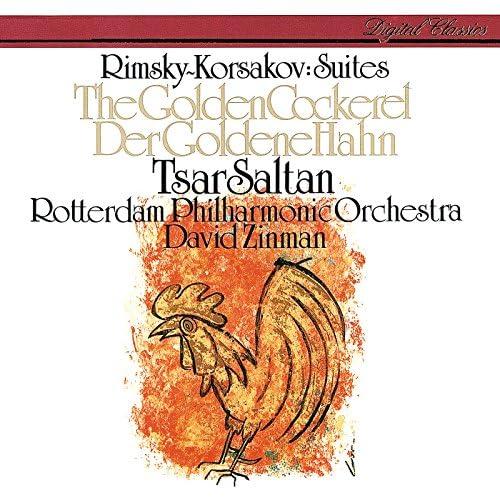 David Zinman & Rotterdam Philharmonic Orchestra