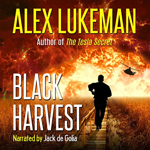 Black Harvest (The Project: Book Four) Titelbild