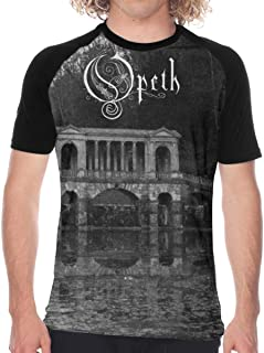 Opeth Morningrise Men's Funny Casual Style Short Sleeve T-Shirt