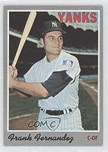 Frank Fernandez (Baseball Card) 1970 Topps - [Base] #82