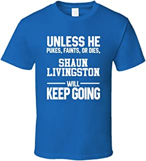 shaun livingston t shirt
