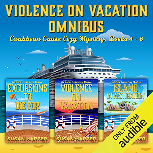Violence on Vacation Omnibus cover art