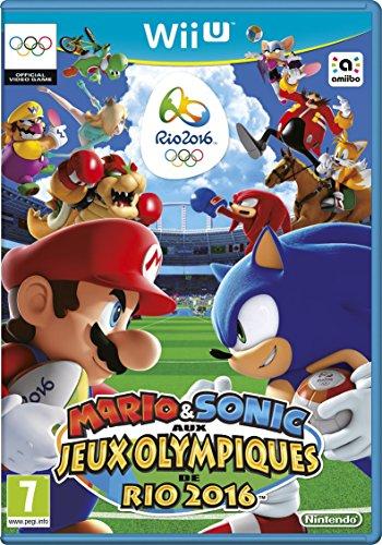 Mario & Sonic aux Jeux Olympiques de Rio 2016 [Importación Francesa]