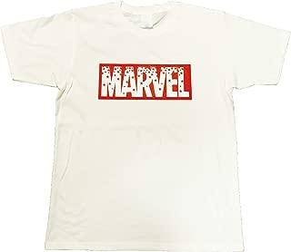 マーベル MARVEL【国内公式監修】Tシャツ マーベルボックスロゴ スター
