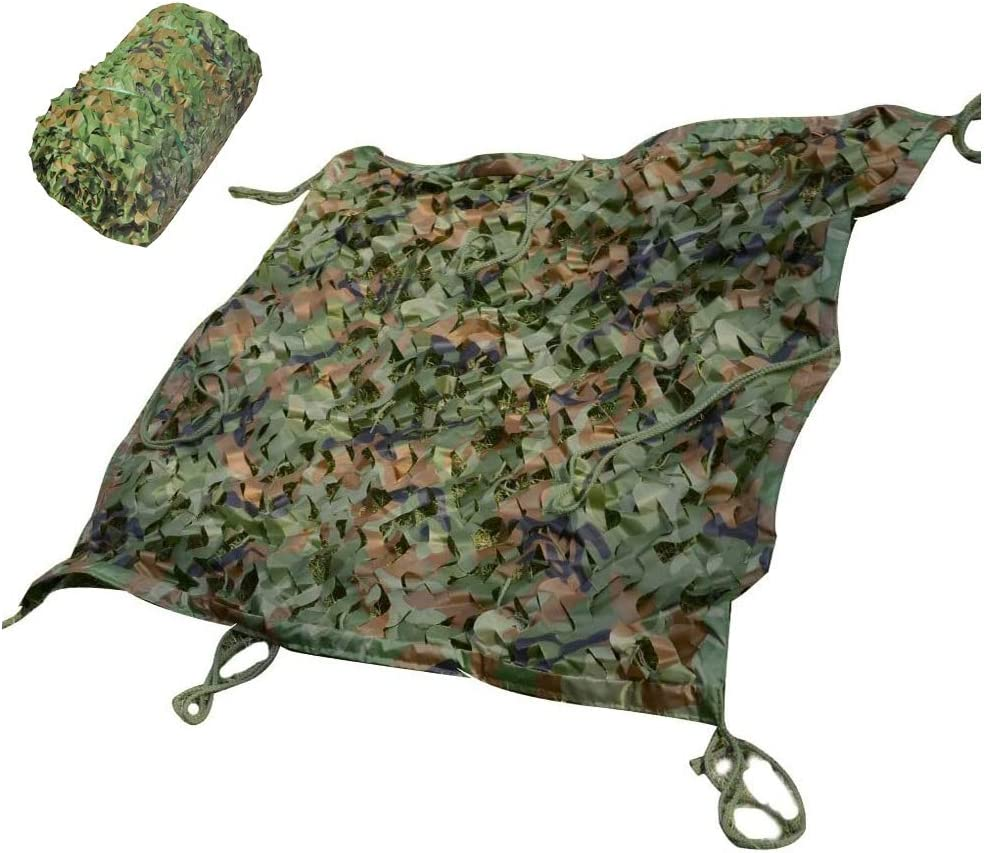 Camo In stock Netting Bulk Super sale Roll Camouflage with Net Tarp Grid