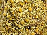 Kamillenblüten Kräutertee, Kamille, Kamillentee, für Tee, Aufgüsse, Sitzbäder, zum Dekorieren, 100g - Bremer Gewürzhandel