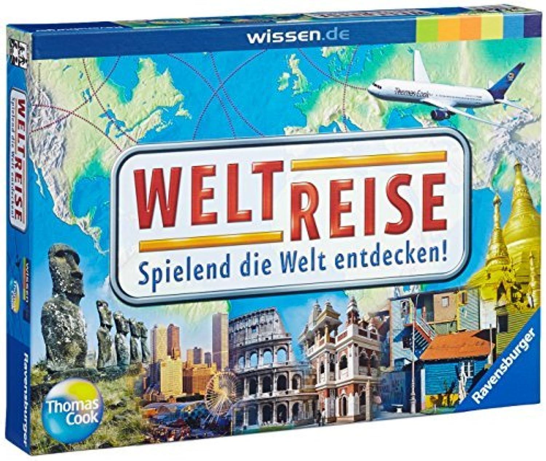 Envio gratis en todas las ordenes Weltreise [German Version] by Ravensburger Spieleverlag Spieleverlag Spieleverlag  con 60% de descuento