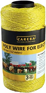 Red Snapr Rsw500 500' Electric Fence Wire,No RSW500