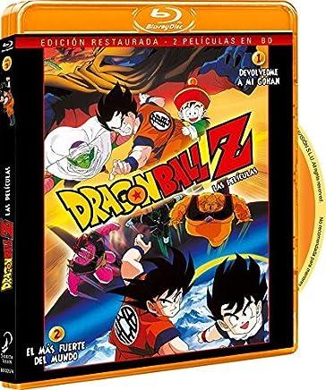 Dragon Ball Z. Película 1-2