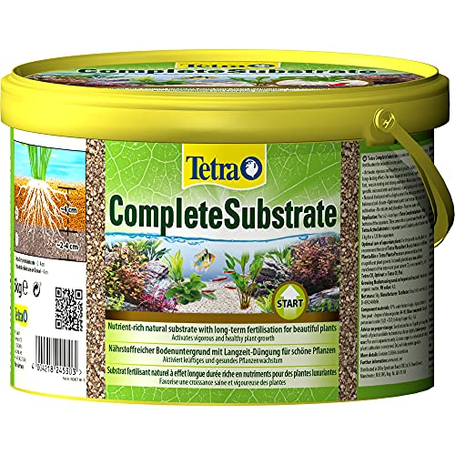 Tetra Complete Substrate Bild