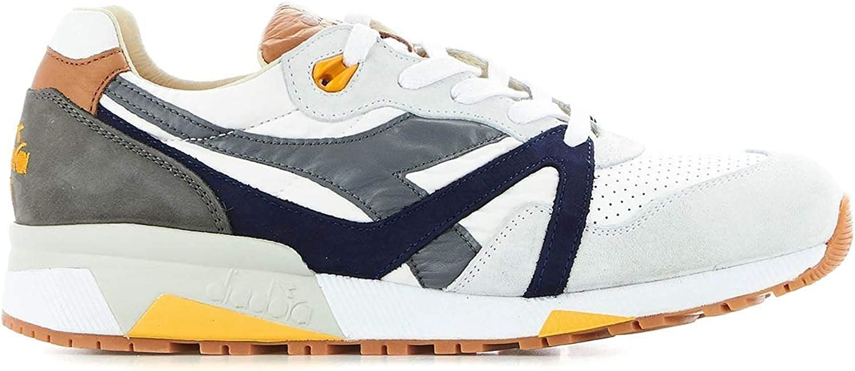 Diadora Heritage Herren Herren Herren 17278220006 Weiss Leder Sneakers B07NH1H3VG 80ef51