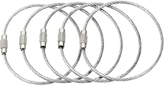stainless steel wire loops