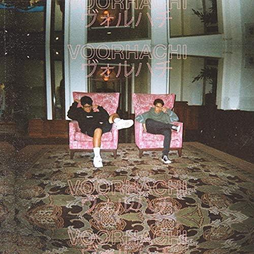 Jason Voorheezy & Boy Hachi