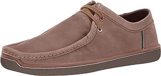 Hush Puppies Men's Toby Oxford Shoes, 46 EU, Brown Melange