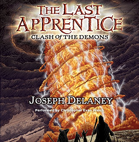 Clash of the Demons     The Last Apprentice              De :                                                                                                                                 Joseph Delaney                               Lu par :                                                                                                                                 Christopher Evan Welch                      Durée : 6 h et 51 min     1 notation     Global 4,0