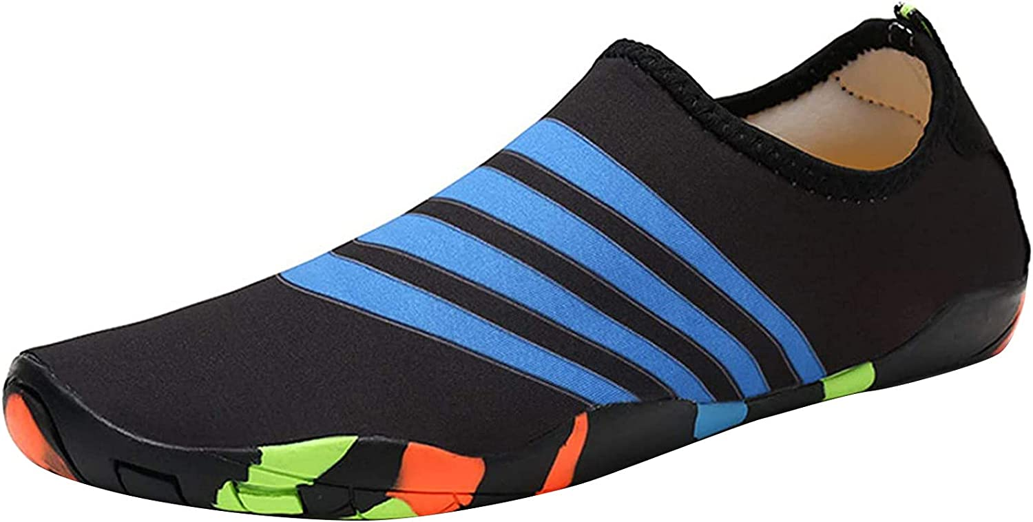 Spasm Recommended price Water Shoes for Womens Mens Ou Socks Aqua Quick-Dry Barefoot