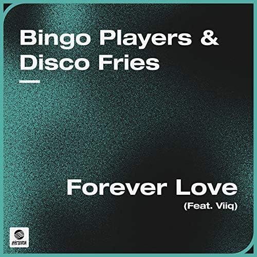 ビンゴ・プレイヤーズ & Disco Fries feat. Viiq