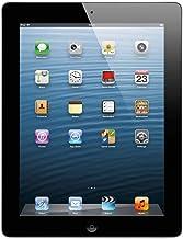 آیپد اپل با صفحه نمایش شبکیه چشم - نسل چهارم - MD510LL / A (16 گیگابایت ، Wi-Fi) - سیاه (بازسازی شده)