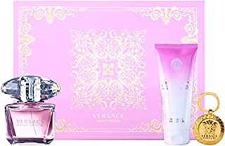 Bright Crystal Gift Set by Versace for Women - Eau de Toilette 90ml