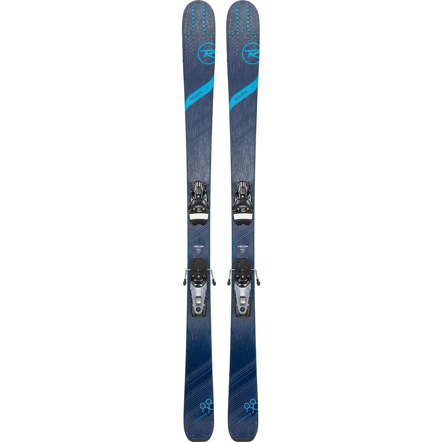 Rossignol 2019 Experience 88 Ti 152cm Womens Skis w/NX 12 Dual Bindings