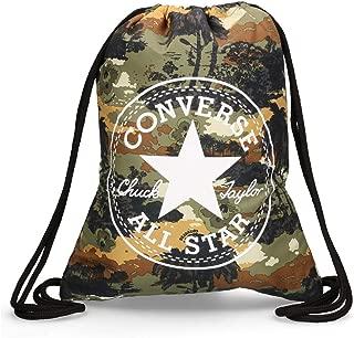 Converse big logo cinch sac à dos multicolor femme olive