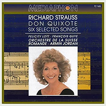 Richard Strauss: Don Quixote & Selected Songs