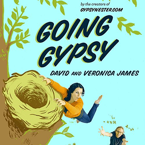 Going Gypsy audiobook cover art
