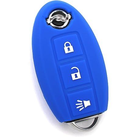 Schlüssel Hülle Pb Für 3 Tasten Auto Schlüssel Silikon Elektronik