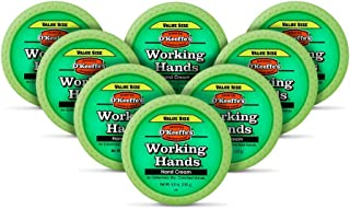 O'Keeffe's Working Hands Value Jar, 193g Pack, 8 count