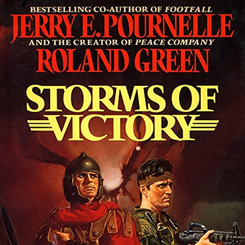 Storms of Victory     Janissaries, Book 3              By:                                                                                                                                 Jerry Pournelle,                                                                                        Roland Green                               Narrated by:                                                                                                                                 Keith Szarabajka                      Length: 11 hrs and 15 mins     68 ratings     Overall 4.3