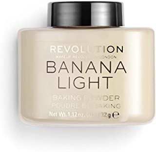 Makeup Revolution Baking Powder Banana Light