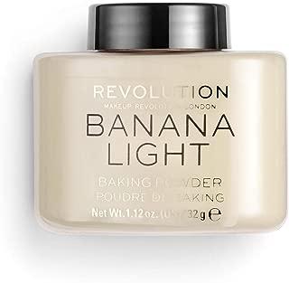 Makeup Revolution Loose Baking Powder ~ Banana Light