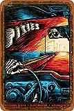 Pixies LOS Angeles Night 2 Poster Tin/Metal Style Street