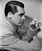 Cary Grant Smoking in Suit Photo Print (24 x 30)