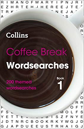 Coffee Break Wordsearches book 1: 200 Themed Wordsearches