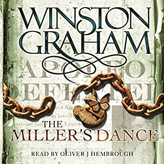 The Miller's Dance: A Novel of Cornwall 1812-1813 cover art
