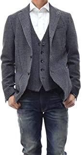 [LARDINI(ラルディーニ)] シングル3Bジャケット 903AQ ILA53535 メンズ [並行輸入品]