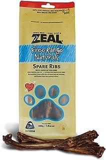 Zeal Free Range Natural Spare Ribs Dog Treats 200g