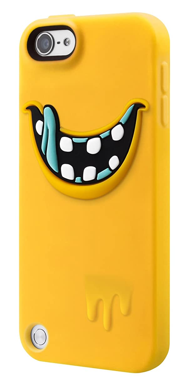 アドバンテージ初期変成器SwitchEasy iPod touch 5G用ケース MONSTERS for iPod touch 5G Freaky イエロー SW-MONT5-Y