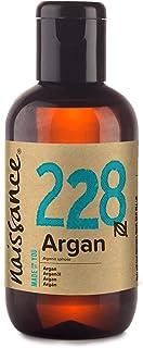 comprar comparacion Naissance Aceite Vegetal de Argán de Marruecos n. º 228 – 100ml - Puro, natural, vegano, sin hexano y no OGM - Hidratación...