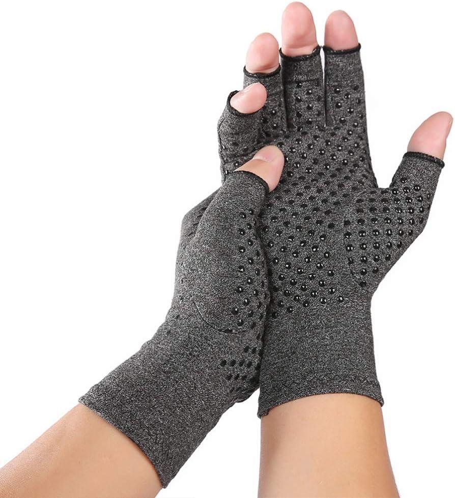 Year-end annual account SUPVOX Arthritis Gloves Half Finger Sp Non Durable Max 87% OFF Training Slip