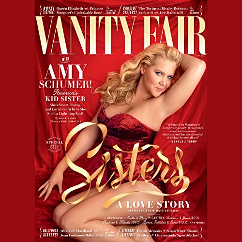 Vanity Fair: May 2016 Issue cover art